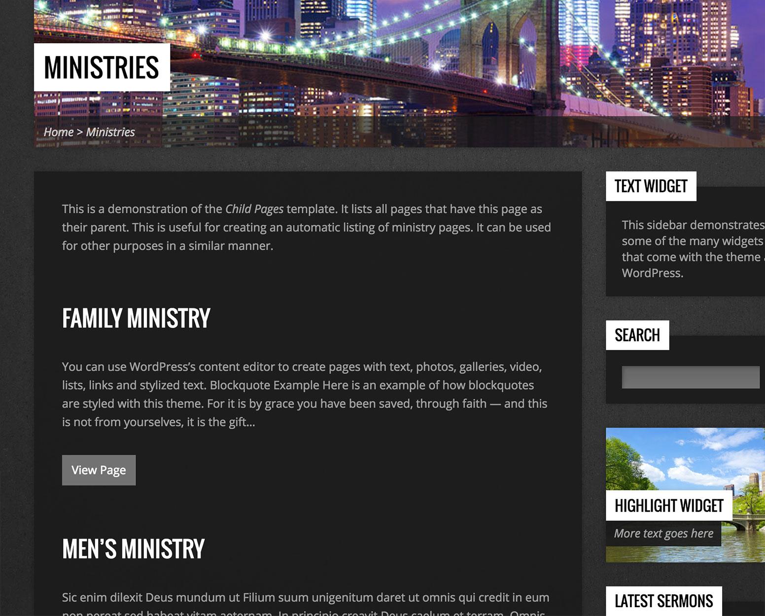 Resurrect Ministries