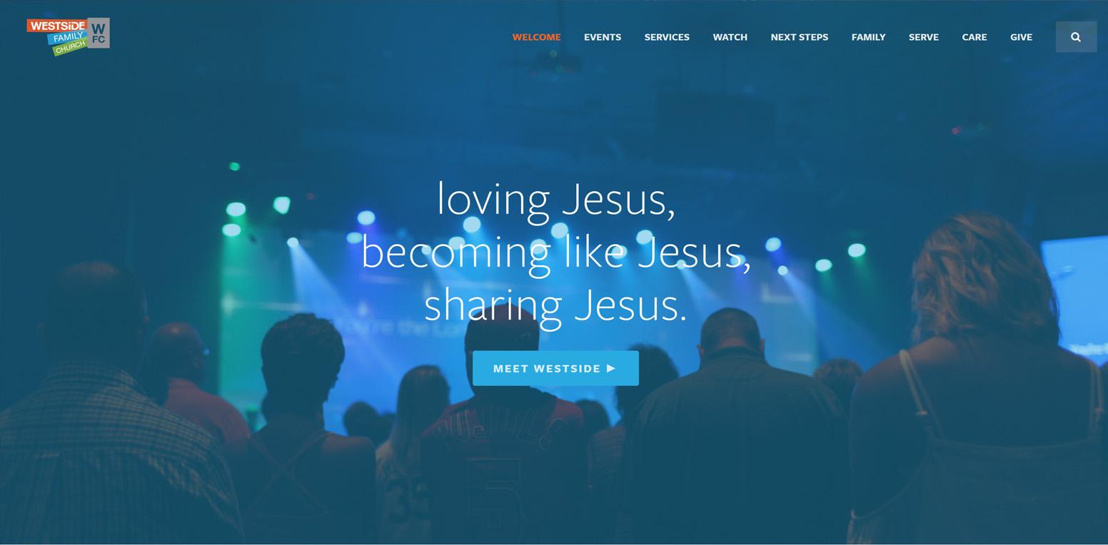 Westside Family Church Website