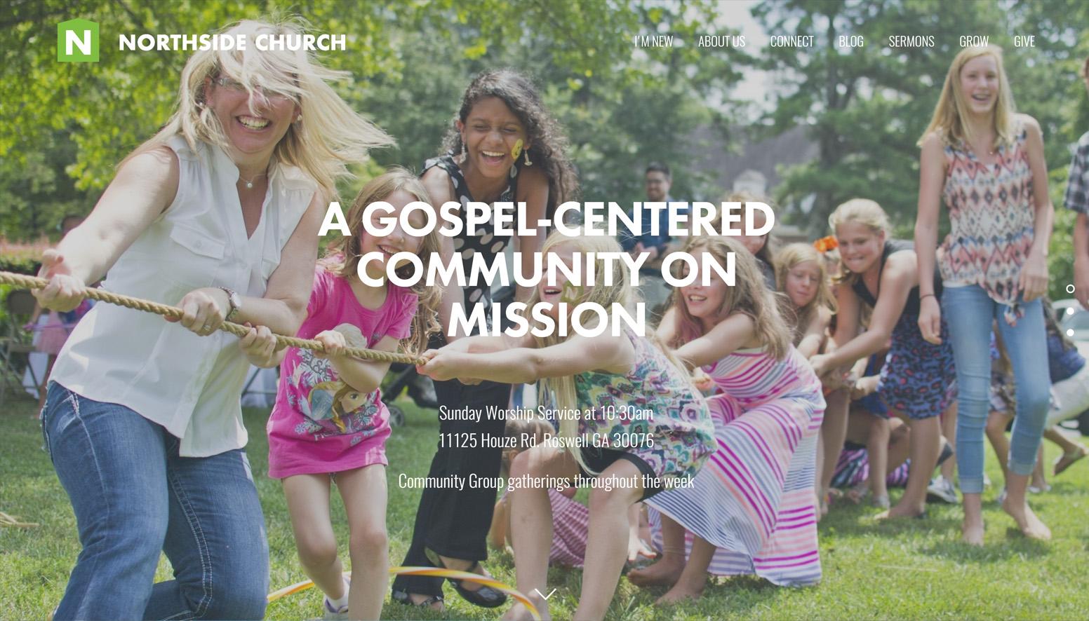 Northside Church - Website