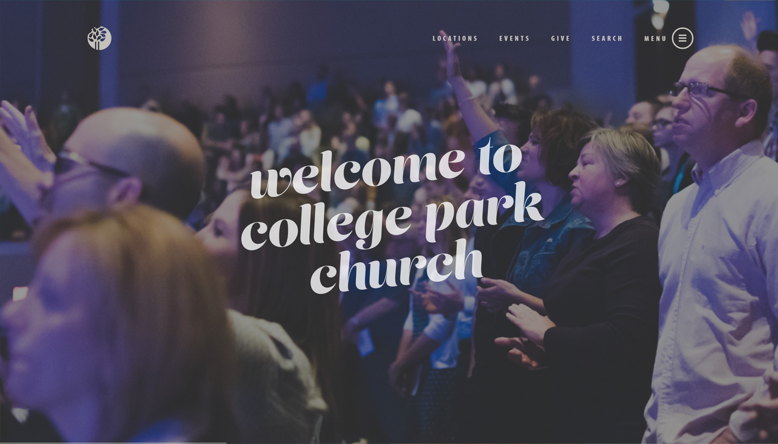 College Park Church Website