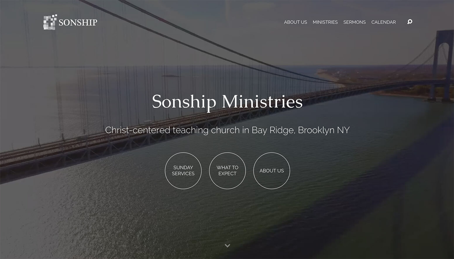 Sonship Church Website