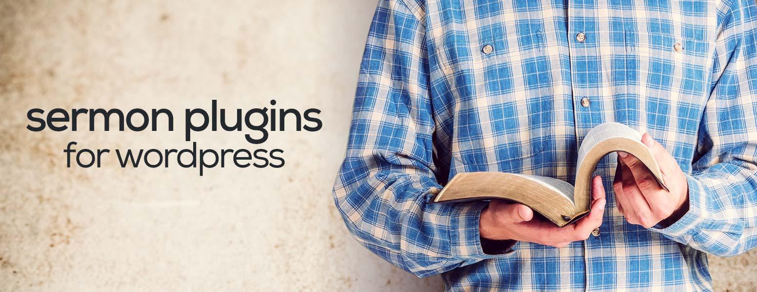 Sermon Plugins for WordPress