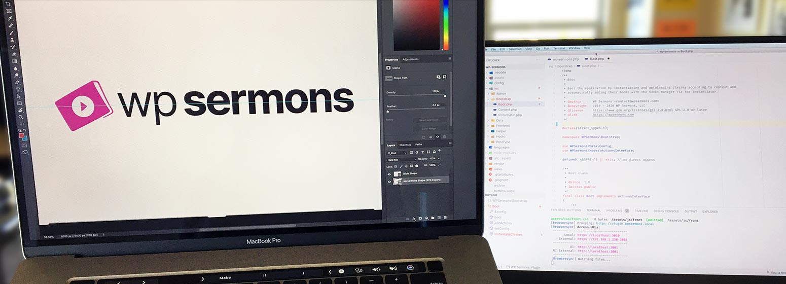 WP Sermons WordPress Plugin Development